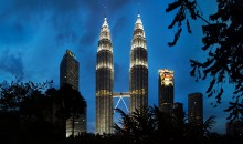 Kuala Lumpur and Dubai in a single trip, only 412€ with Emirates!