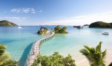 Christmas & NYE out in the Pacific: Bucharest to Fiji, only 765€!