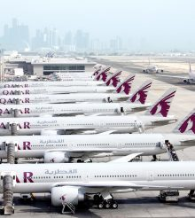 Many Gulf states severe ties with Qatar, chaos on Doha airport