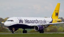 Monarch Airlines collapsed. UK launches the biggest peacetime airlift in history.