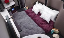 Qatar Airways introduces double beds in Business Class